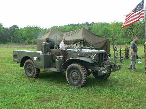 Exhibit at Military Museum